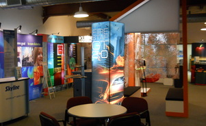 Trade Show Skyline Cedar Rapids, IA