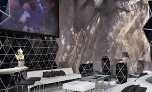 Skyline Skybay custom booth design