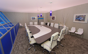 trade show convention displays - conference rooms