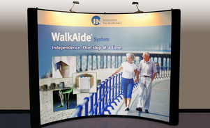 pop-up displays - portable convenience