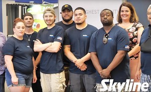 The Skyline Chicago Service Team Helps Exhibitors with Trade Show Setup and Trade Show Services in IL