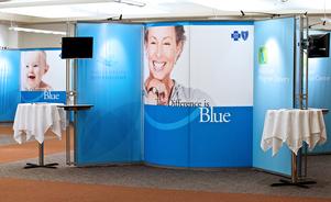 Kiosques d'exposition modulaires - Evénements