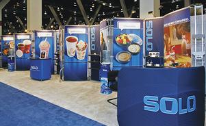 Kiosques d'exposition modulaires - Stands personnalisables en location