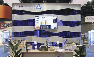 Kiosques d'exposition personnalisables - Des composants structurels