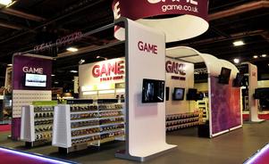 Kiosques d'exposition personnalisables - Merchandising