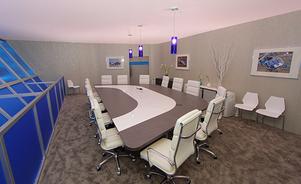 会展展板 — 会议室