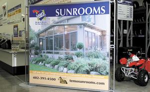 exhibiciones modulares para ferias de negocios - aplicaciones de ventas