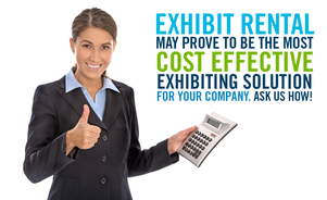 Skyline Southwest Offers Exhibit Rentals that May be the Most Cost Effective Exhibiting Solution for Your Company