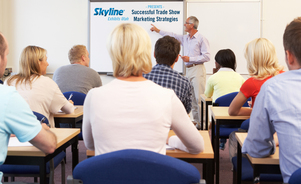 Learn Trade Show Concepts from Skyline Exhibits Utah to Increase Your Trade Show ROI