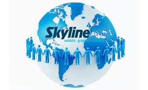Skyline Exhibits Utah is Backed by the Best Global Network in the Trade Show Industry