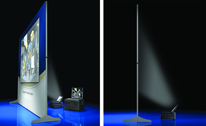 trade show events exhibits designview projection