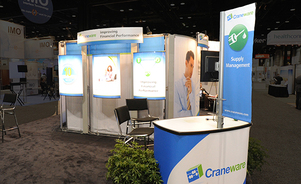 trade show events exhibits stratus kiosk