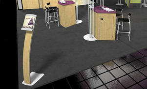 trade show events exhibits convey design