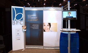 trade show events exhibits tube ultra system