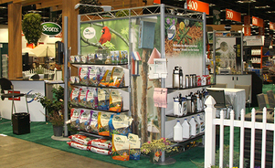 trade show events exhibits tube system merchandising