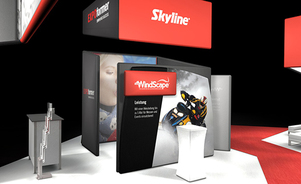 trade show events exhibit windscape conference room