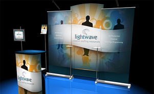 Banner Stands - Banner Displays - Roll-Up Displays - Skyline