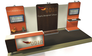 merchandising - Envoy® exhibit system