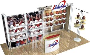 merchandising - Inliten® exhibit system