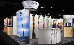 trade show events exhibits options