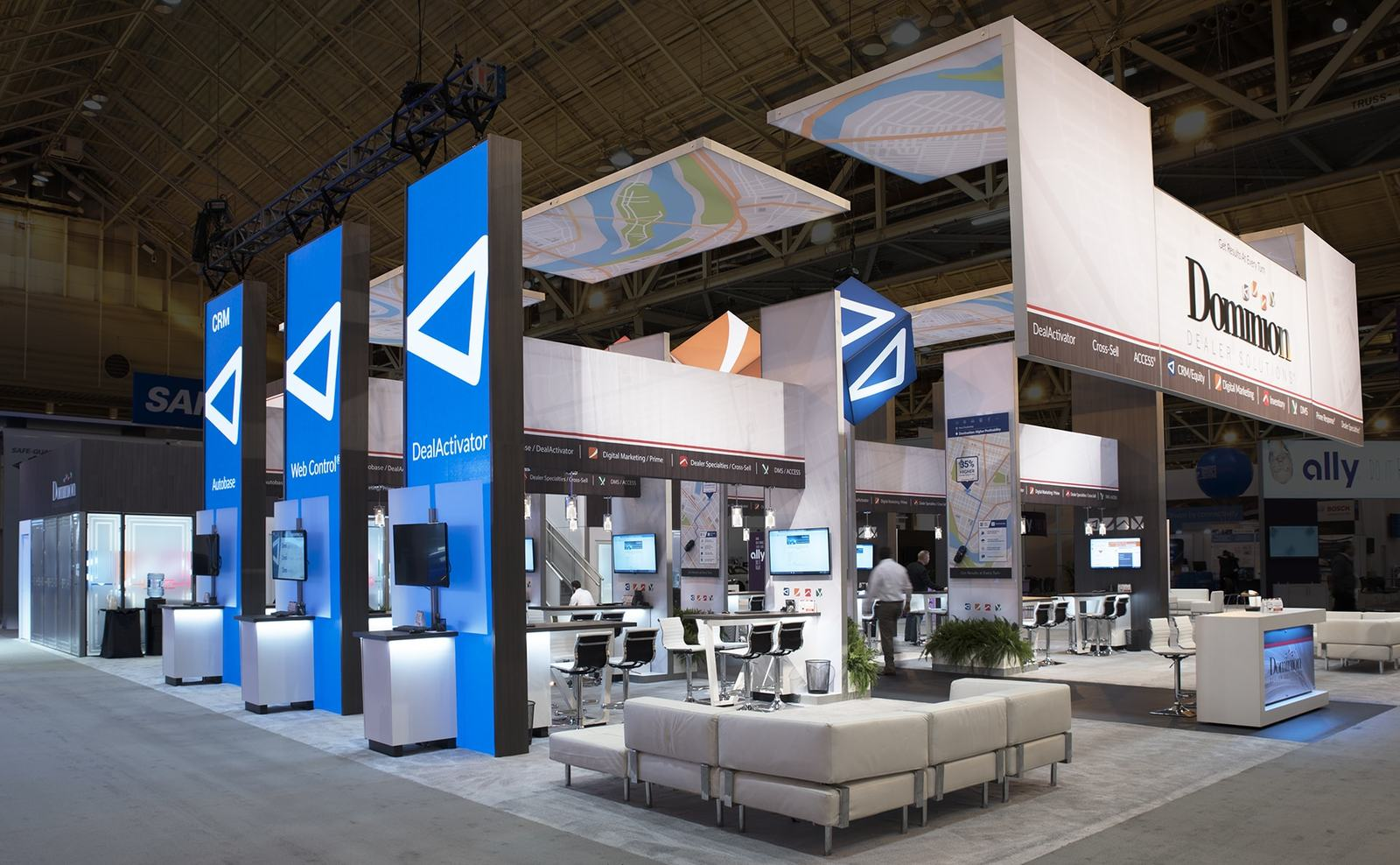 Exhibition Stand Design Tool : Exhibit design ideas inspiration trade show displays
