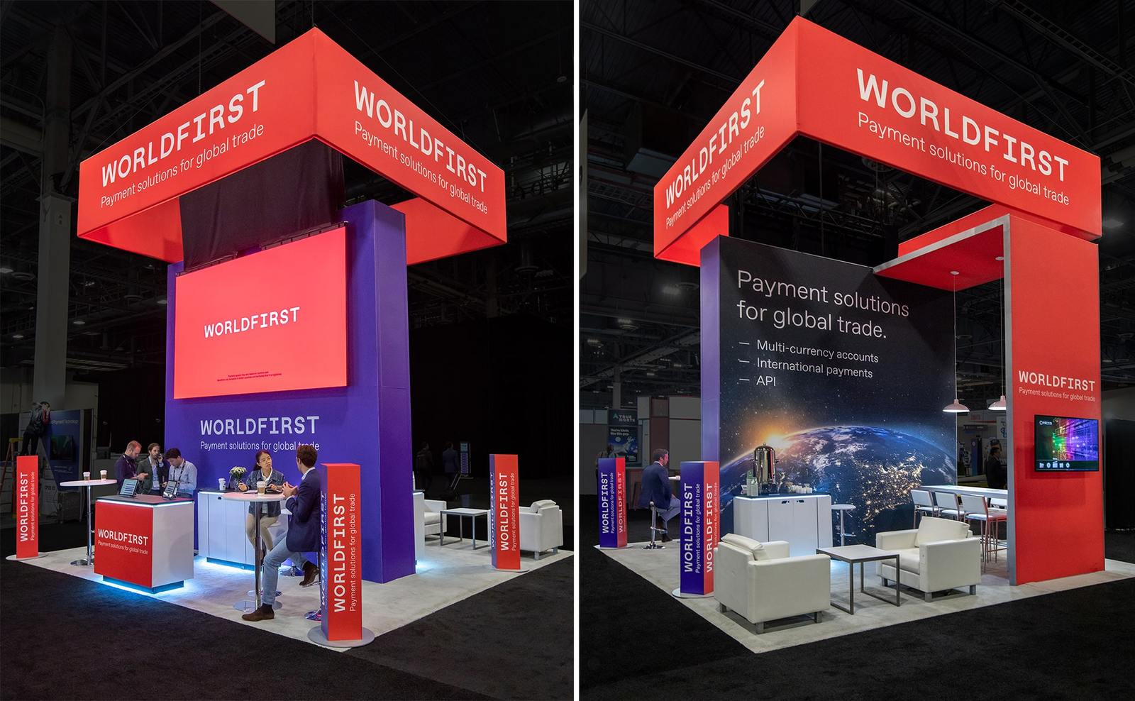 Best Expo Stands : Exhibit design ideas & inspiration trade show displays