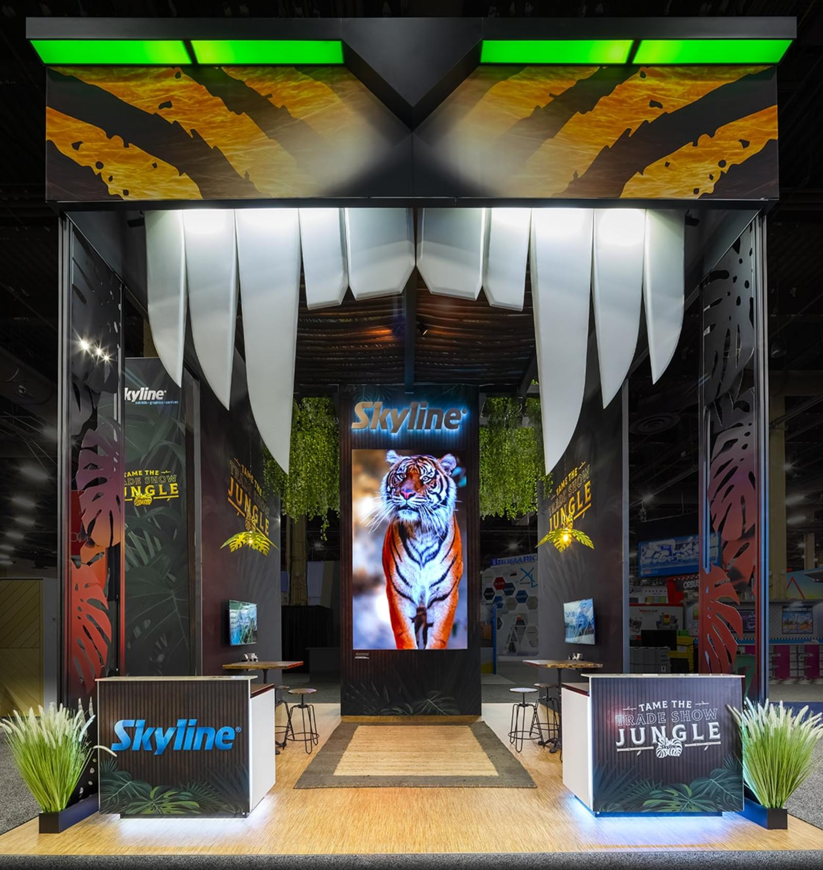Exhibition Stand Design Ideas Website : Exhibit design ideas inspiration trade show displays